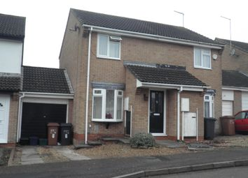 Thumbnail 2 bedroom property to rent in Wilford Avenue, Little Billing, Northampton