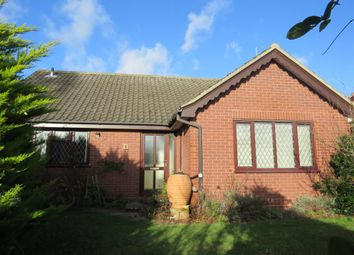 Thumbnail 3 bed detached bungalow for sale in Sidell Close, Norwich