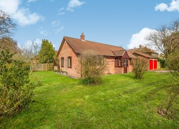 Thumbnail 3 bed bungalow for sale in Wicklewood, Wymondham, Norfolk
