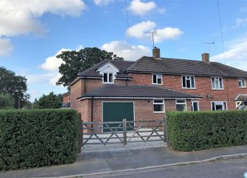 Thumbnail 4 bed property for sale in Admers Crescent, Liphook