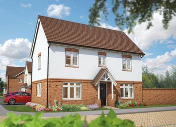 "Thumbnail 3 bed detached house for sale in ""The Spruce "" at Canon Ward Way, Haslington, Crewe"