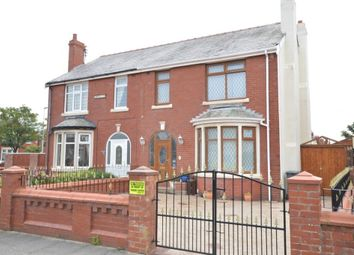 Thumbnail 3 bedroom semi-detached house for sale in Sandhills Avenue, Blackpool