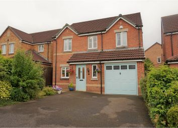 Thumbnail 4 bed detached house for sale in Brandon Walk, Sutton-In-Ashfield