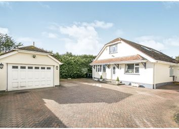 Thumbnail 5 bed detached bungalow for sale in Hill View Road, Ferndown