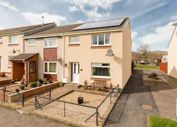 Thumbnail 3 bed end terrace house for sale in 8 Armine Place, Penicuik