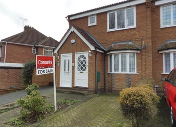 Thumbnail 2 bedroom maisonette for sale in Temple Meadows Road, West Bromwich