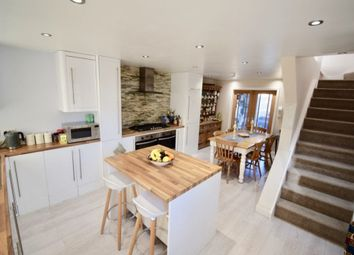 Thumbnail 4 bed semi-detached house for sale in The Meade, Hawkinge, Folkestone