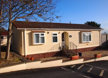 Thumbnail 2 bed mobile/park home for sale in Dune View Park Home, Braunton