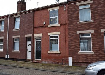 Thumbnail 2 bed terraced house for sale in Ellerker Avenue, Doncaster