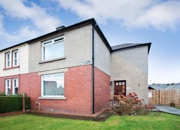 Thumbnail 3 bed semi-detached house for sale in Cecil Street, Stirling, Stirlingshire