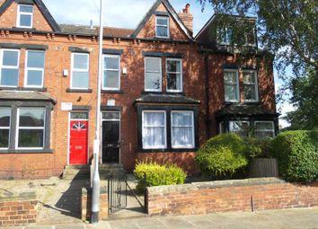 Thumbnail 5 bedroom terraced house to rent in Broomfield Crescent, Headingley, Leeds