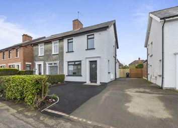 Thumbnail 3 bed semi-detached house for sale in Knockbreda Road, Rosetta, Belfast