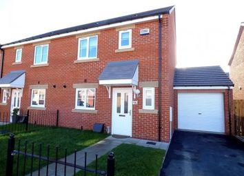 3 bed semi-detached house for sale in Hadar Road, Stockton-On-Tees TS18