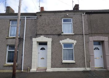 Thumbnail 2 bedroom terraced house for sale in 77 Llewellyn Street, Llanelli, Carmarthenshire