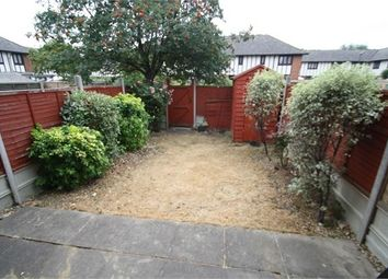 Thumbnail 3 bed terraced house to rent in Baseing Close, London