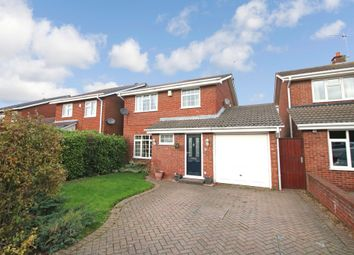 Thumbnail 3 bed detached house for sale in Chatsworth Drive, Nuneaton