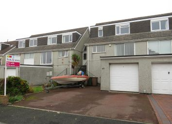 Thumbnail 3 bed detached house for sale in Tithe Road, Plympton, Plymouth