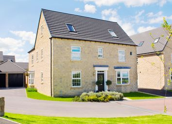"Thumbnail 5 bed detached house for sale in ""Moorecroft"" at Church Lane, Hoylandswaine, Sheffield"
