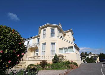 Thumbnail Flat to rent in Solsbro Road, Torquay