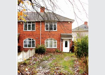 Thumbnail 2 bed semi-detached house for sale in Wheatley Street, Wolverhampton