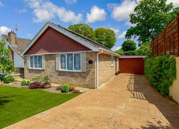 Thumbnail 3 bed detached bungalow for sale in Pinehurst, Burgess Hill, West Sussex