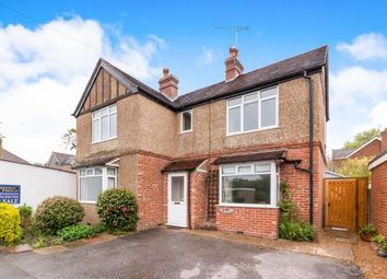 Thumbnail 3 bed detached house for sale in Copthall Avenue, Hawkhurst, Cranbrook, Kent