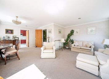 Thumbnail 3 bed flat for sale in Lakeside Court, Elstree, Hertfordshire