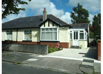 Thumbnail 2 bed semi-detached bungalow for sale in Sunnyfield Avenue, Bare, Morecambe