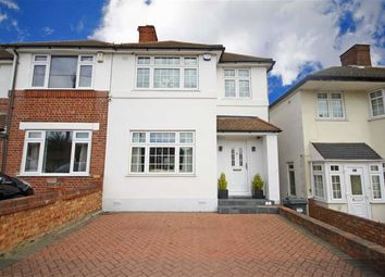 Thumbnail 3 bed terraced house for sale in Essex Avenue, Isleworth