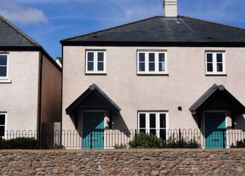 Thumbnail 3 bed semi-detached house to rent in Kitley Walk, Yealmpton, Plymouth