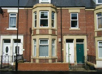 Thumbnail 2 bed flat to rent in Woodbine Avenue, Wallsend, Tyne And Wear
