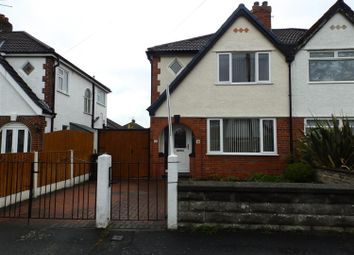 Thumbnail 3 bed semi-detached house to rent in Lilac Grove, Whitby, Cheshire
