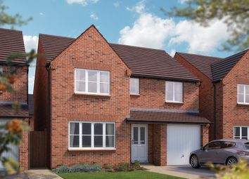 "Thumbnail 4 bed detached house for sale in ""The Lincoln"" at Edwalton, Nottinghamshire, Edwalton"