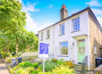 Thumbnail 3 bed semi-detached house for sale in Eastworth Road, Chertsey