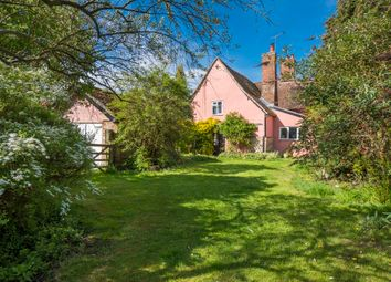 Thumbnail 4 bedroom detached house for sale in Chelsworth, Ipswich, Suffolk