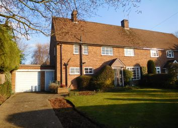 Thumbnail 4 bed semi-detached house for sale in The Butts, Otford, Sevenoaks