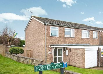 Thumbnail 3 bed semi-detached house for sale in Porters Way, Polegate