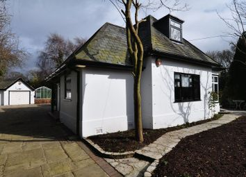 Thumbnail 4 bed detached bungalow for sale in The Hummicks, Dock Lane, Beaulieu, Brockenhurst