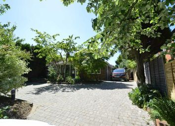 Thumbnail 3 bed detached bungalow for sale in Brighton Road, Hooley, Coulsdon