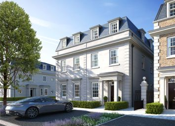 Thumbnail 3 bed semi-detached house for sale in Magna Carta Park, Englefield Green, Egham, Surrey