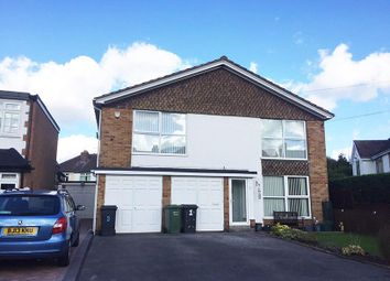Thumbnail 2 bedroom maisonette for sale in Island Close, Coleshill Road, Water Orton, West Midlands