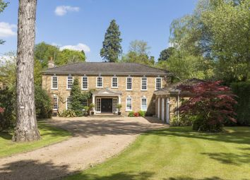 Thumbnail 4 bed property to rent in Pond Close, Burwood Park, Walton On Thames, Surrey