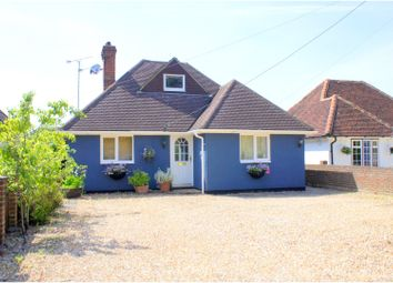 Thumbnail 5 bed detached bungalow for sale in Manor Road, Aldershot