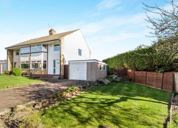 Thumbnail 3 bed semi-detached house for sale in Manor Place, Stockton-On-Tees