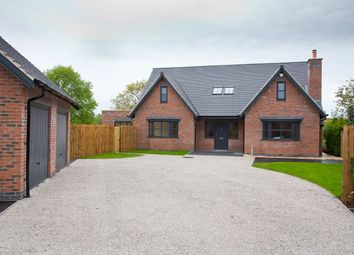 Thumbnail 4 bedroom detached house for sale in Church Road, Egginton, Derby