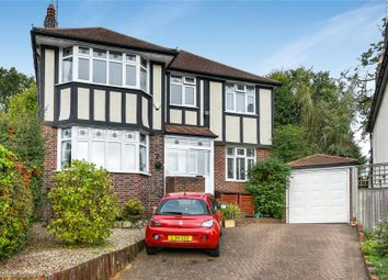 Thumbnail 4 bedroom detached house for sale in Hillview Crescent, Orpington