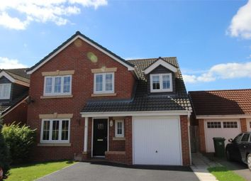 Thumbnail 5 bed detached house to rent in Mellors Road, Edwinstowe, Mansfield