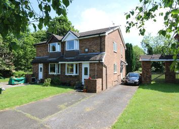 Thumbnail 1 bed end terrace house for sale in Heatherfield Court, Wilmslow