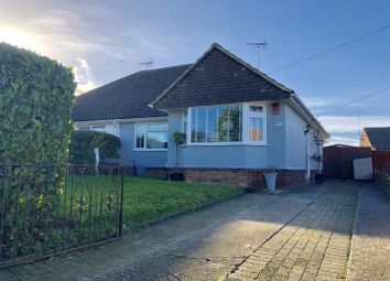 Thumbnail 2 bed semi-detached bungalow for sale in Tudor Close, Birchington