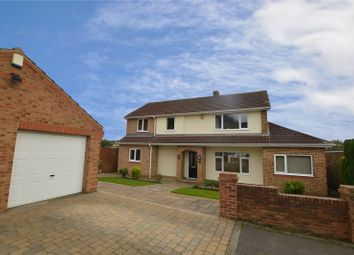 Thumbnail 4 bed detached house for sale in Oakfield Close, Garforth, Leeds